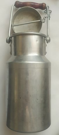 Бидон алюминиевый 2 литра