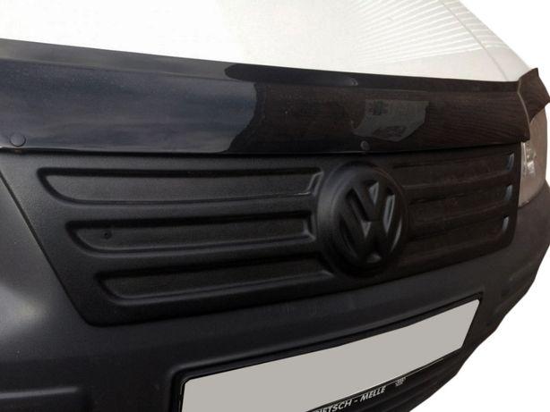 Osłona zimowa wlotu powietrza grilla VW Caddy