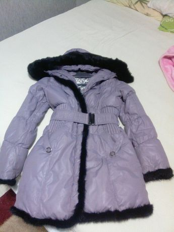 Зимове пів-пальто