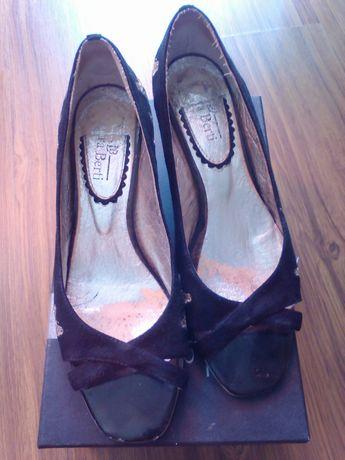 Босоножки, туфли, балетки замшевые