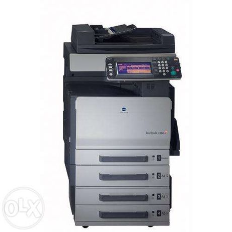 Продам принтер Konica Minolta bizhub С252 на запчасти
