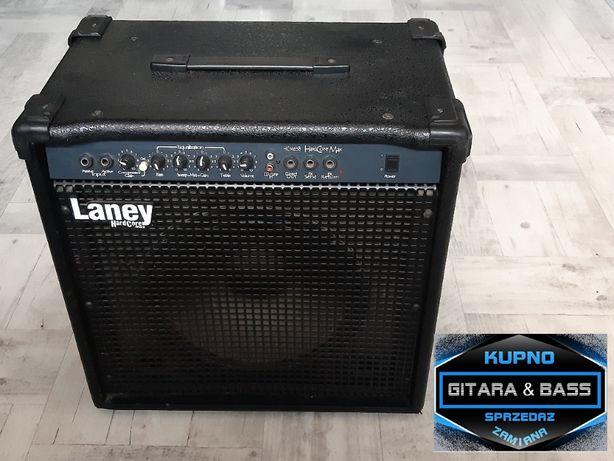 Wzmacniacz Basowy Laney HCM-65B -combo Bass-wysyłka Gratis lub zamiana