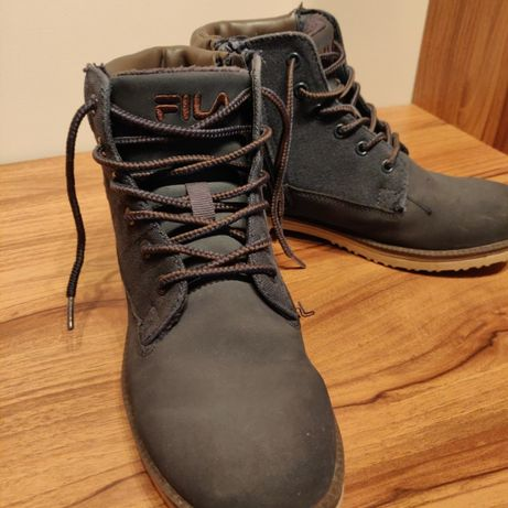 Chłopięce buty jesień/zima FILA