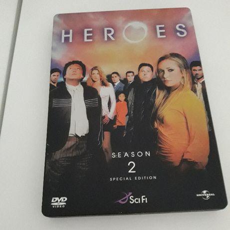 Heroes, temporada 2, edição especial
