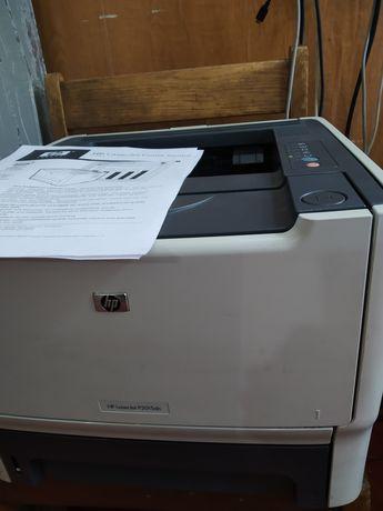 Принтер hp p2015d с двухсторонней печатью