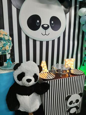 Panda de pelúcia gigante