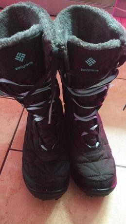 Buty śniegowce Columbia