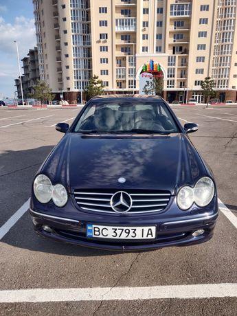 Mercedes-Benz CLK 270 cdi w209
