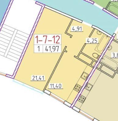 Продам свою квартиру в АРКАДИИ 42.36.26.51. Жемчужинах