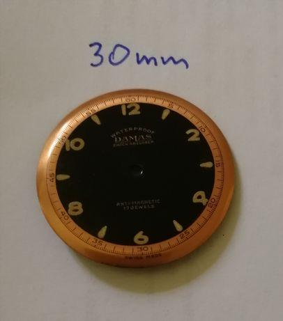 Tarcza do zegarka DAMAS