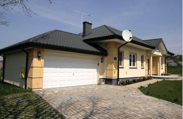 Domy drewniane Tarnów domy szkieletowe konstrukcje drewniane Krakow