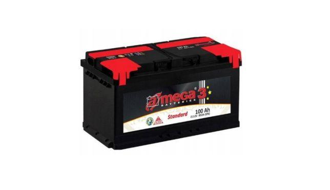 Akumulator 100AH 850A P+ A-MEGA 3 STANDARD