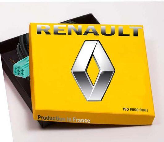 AUX аукс кабель аудио Renault Clio Megane Espace Kangoo Laguna Sceniс