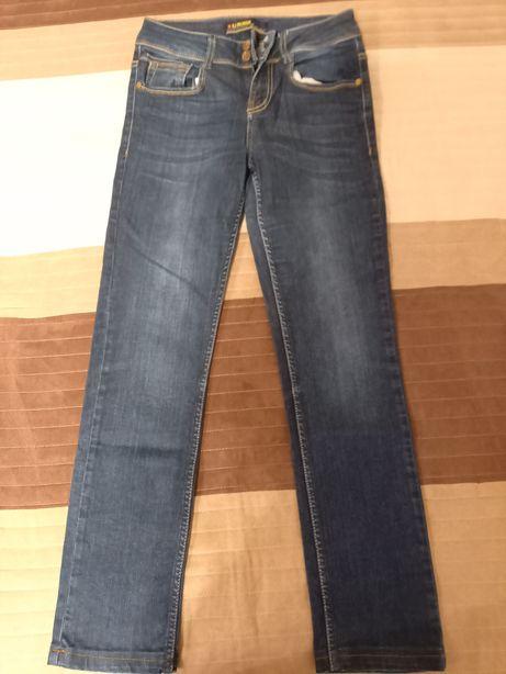 Jeansy, spodnie damskie - jak NOWE!!!