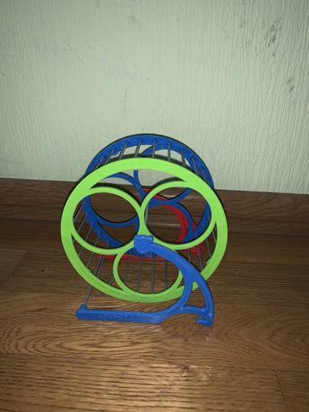 Беговое колесо для хомяка б/у