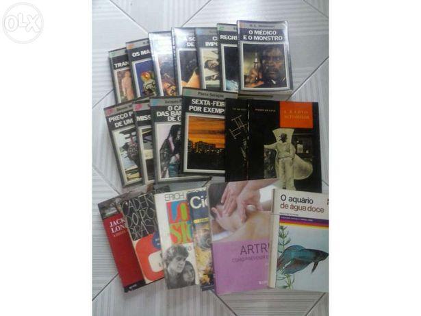 21 Livros variiados