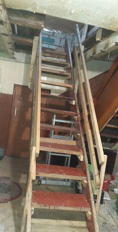 Лестница на стройку