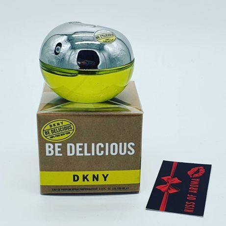 Donna Karan DKNY Be Delicious Оригинал - Донна каран Зеленое Яблоко