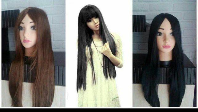 Парик.парики блонд.парик блондинки парик блондинистый .парик белый