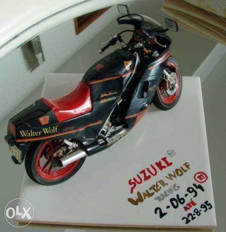 Suzuki Walter Wolf - miniatura