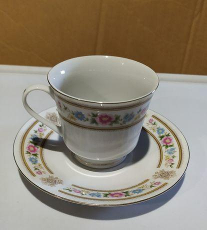 Conjunto chávenas de chá e café