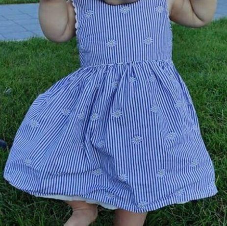Красивое, нарядкое детское платье для девочки