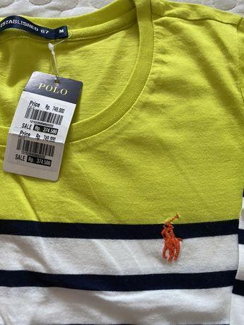 Koszulka POLO (M) okazna NOWA z metką