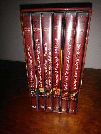 História essencial de Portugal dvd