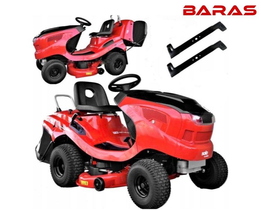 Traktor ogrodowy T 16-103.7 HD V2 - BARAS Świnice Warckie - image 1
