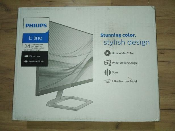 Monitor Philips 246E9QSB/00