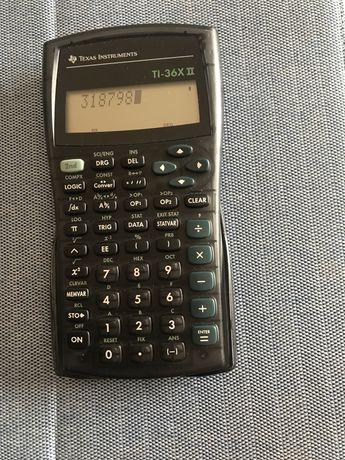 Calculadora Cientifica Texas Instruments TI-36X II