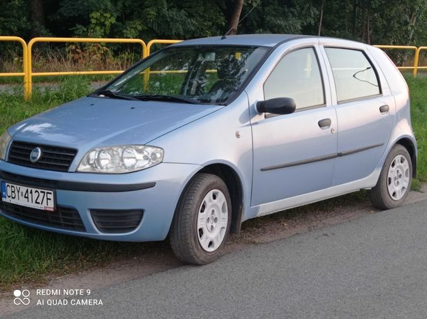 Fiat Punto super polecam