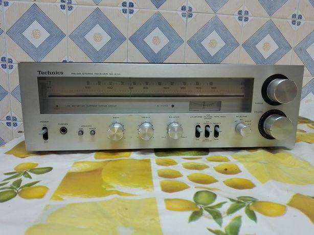Amplificador receiver