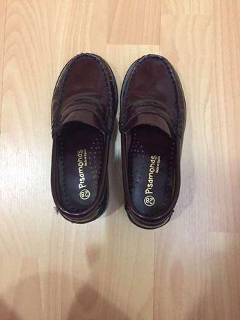 Sapatos Mocassins menino