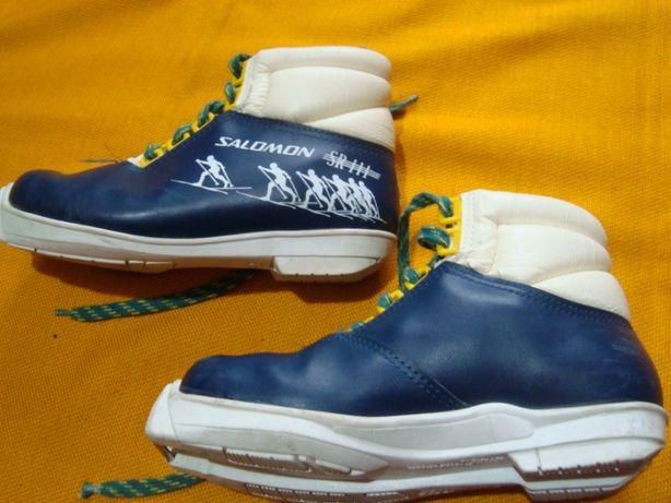 buty narciarskie biegowe Salomon SR- 111- roz 35- 22,5 cm Super SNS-
