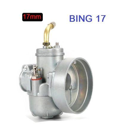 Carburador Tipo BING 17 - ARTIGO NOVO