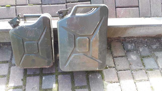 Karnister 20 L i 10 L gratis 20Li 30L plastikowe gratisy