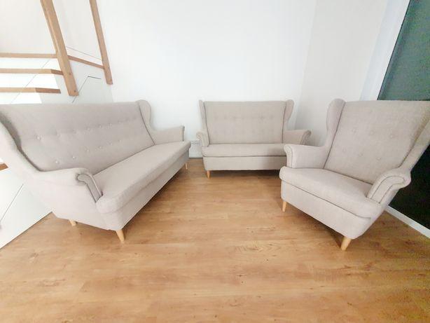 Sofa 3 osobowa uszak sofa 2 os