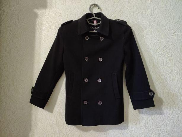 Пальто на мальчика 8 лет