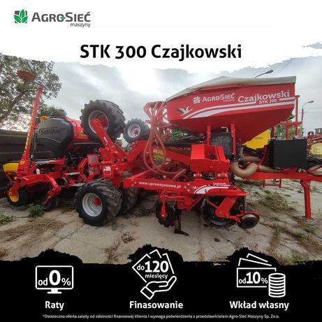Agregat Czajkowski STK300 + Siewnik Vaderstad Tempo TPT 6