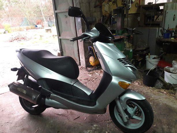 Scooter Aprilia 125
