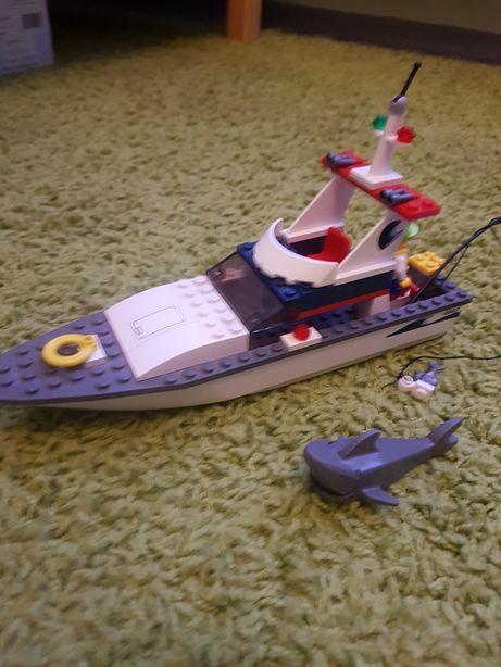 Lego city Jacht 4642