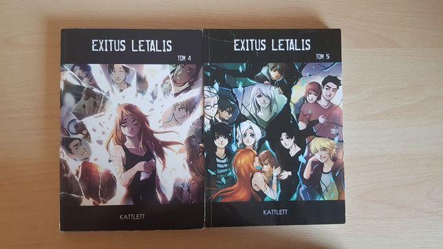 Exitus Letalis tomy 1, 3, 4,