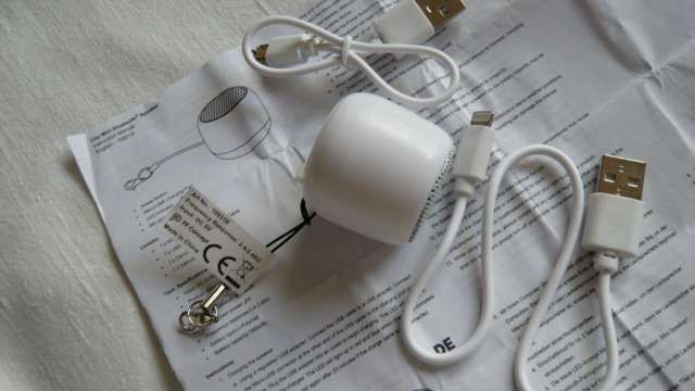 Głośnik Bluetooth telefon muzyka PWC