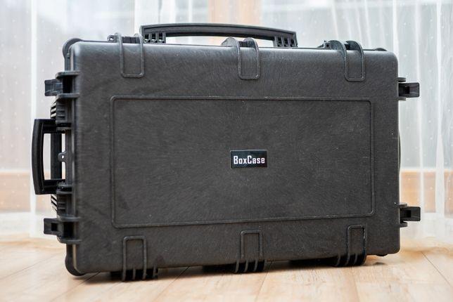 0walizka transportowa BOXCASE BC763 ( case, skrzynia, peli na kamere)