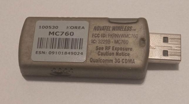 3G USB модем Novatel Wireless MC760