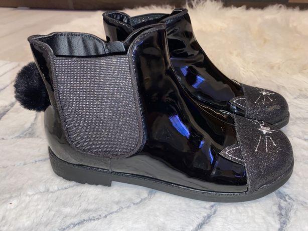 Przepiękne buciki dla dziewczynki * Rizmiar 35