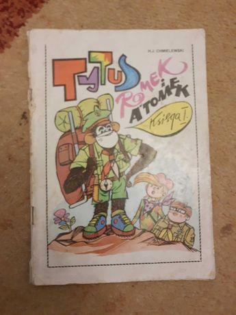 Tytus, Tomek i Atomek księga I