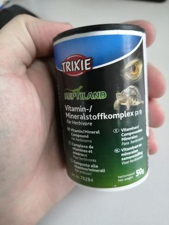 Витамины + кальций для рептилий