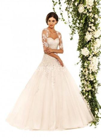 Свадебное Платье Larys из коллекции Dominiss Lite